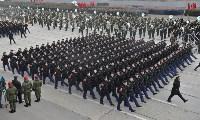 Репетиция Парада Победы в подмосковном Алабино, Фото: 5
