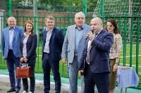 Открытие нового футбольного поля, Фото: 10