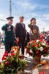 Открытие монумента и бронепоезда на Московском вокзале. 8 мая 2015 года, Фото: 67