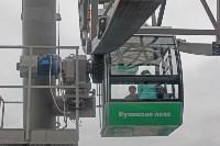 В Туле открылось самое высокое колесо обозрения в городе, Фото: 42