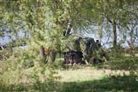 В Центральном парке воссоздали боевой подвиг советских солдат, Фото: 68