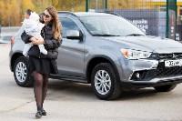 Внедорожный тест-драйв Mitsubishi, Фото: 30