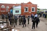 В Плеханово продолжается снос незаконных цыганских построек, Фото: 92