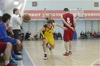 БК «Тула» дважды уступил баскетболистам Ярославля, Фото: 31