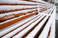 Мартовский снег в Туле, Фото: 2