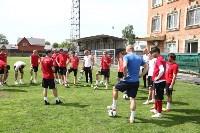 Тренировка «Арсенала» на стадионе «Желдормаш», Фото: 10