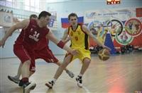 БК «Тула» дважды уступил баскетболистам Ярославля, Фото: 24
