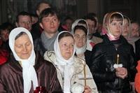 Пасхальная служба в Успенском соборе. 20.04.2014, Фото: 53
