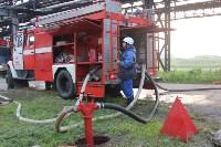 В Новомосковске произошел пожар на химпредприятии: есть пострадавший, Фото: 5