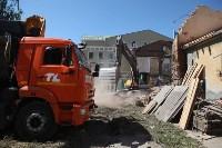 Снос дома на ул. Союзной, Фото: 12