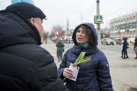 Пролетарский глава Сергей Шестаков поднял тулячкам настроение, Фото: 46