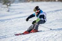Первый этап чемпионата и первенства Тульской области по горнолыжному спорту, Фото: 11