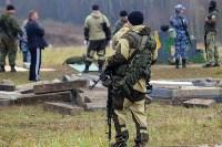 Стрельба, БТР и спасение раненых: в Тульской области бойцы Росгвардии неделю жили в лесу, Фото: 14