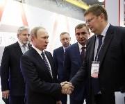 Путин в Туле, Фото: 9