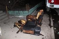 В Туле пожарные спасли двух человек, Фото: 14