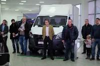 Открытие дилерского центра ГАЗ в Туле, Фото: 24