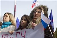 Митинг в Туле в поддержку Крыма, Фото: 34