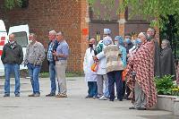 Учения МЧС: В Тульской областной больнице из-за пожара эвакуировали больных и персонал, Фото: 8