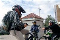 По центральным улицам Тулы прошел велопробег, Фото: 4