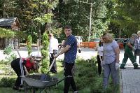 «Трудовой десант» Тульской областной думы в Ясной Поляне, Фото: 20