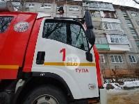 В пятиэтажке на ул. Маршала Жукова в Туле сгорела квартира, Фото: 15