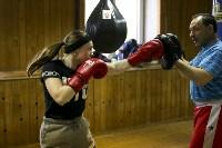 Женский бокс: тренировка , Фото: 11