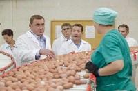 Алексей Дюмин посетил  ООО «Заокское», Фото: 16