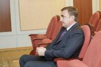 Алексей Дюмин получил знак и удостоверение губернатора Тульской области, Фото: 5