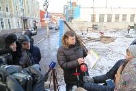 Евгений Авилов провел обход улиц Союзная и Благовещенская, Фото: 15