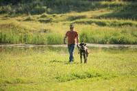 Рейд против незаконного выгула собак в парке. 30.07.2015, Фото: 3