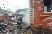 Пожар в цыганском поселении в Плеханово, Фото: 11