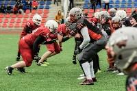 Матч по американскому футболу между «Тарантула» и «Витязь», Фото: 51