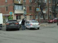 В Туле внедорожник BMW повалил столб ЛЭП, Фото: 4