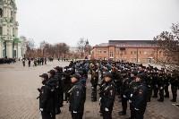 Митинг сотрудников ОВД в Тульском кремле, Фото: 71