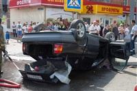 ДТП на перекрестке улиц Ложевой и Калинина, Фото: 5