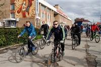 По центральным улицам Тулы прошел велопробег, Фото: 66