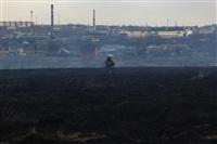 Дым от горящей травы, Фото: 9