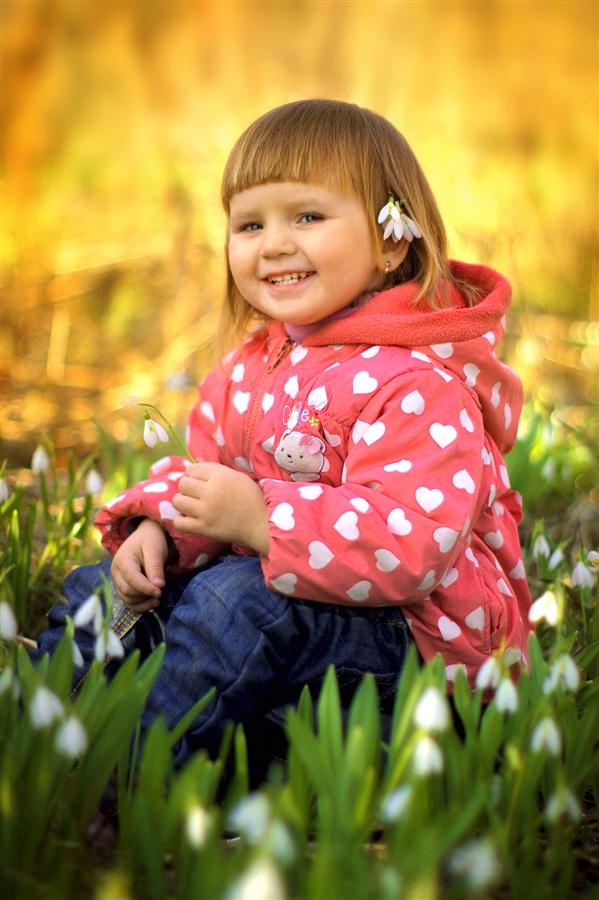 Дочь Лиза Петрова. 2 года