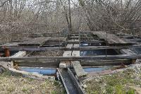 С заброшенных очистных канализация много лет сливается под заборы домов, Фото: 31