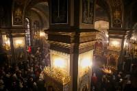 Пасхальное богослужение в Успенском соборе, Фото: 5