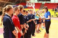 В Туле прошло необычное занятие по баскетболу для детей-аутистов, Фото: 53
