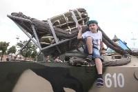 85-летие ВДВ на площади Ленина в Туле, Фото: 104