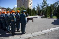 Молодые сотрудники Главного управления МЧС России по Тульской области торжественно приняли присягу, Фото: 16