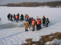 Соревнования по зимней рыбной ловле на Воронке, Фото: 34
