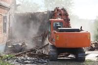 Демонтаж незаконных цыганских домов в Плеханово и Хрущево, Фото: 26