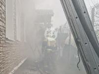 Пожар в Михалково, Фото: 15