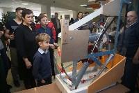 В Туле проходит конкурс роботов «Мысли смело», Фото: 3