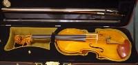 Юная тульская скрипачка получила подарок из рук Дмитрия Когана, Фото: 3