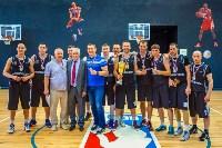 Баскетболисты «Новомосковска» поборются за звание лучших в России, Фото: 49