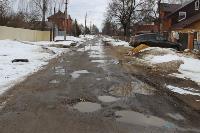 Ямы на дорогах (Мясново и Заречье), Фото: 1